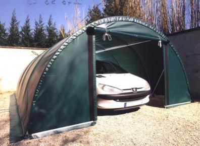 Garage voiture en pvc un abri de stockage pas cher france abris - Garage peinture voiture pas cher ...